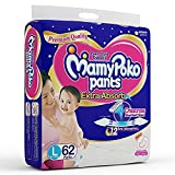 Mamy Poko Pants L Diapers (62 Pieces)