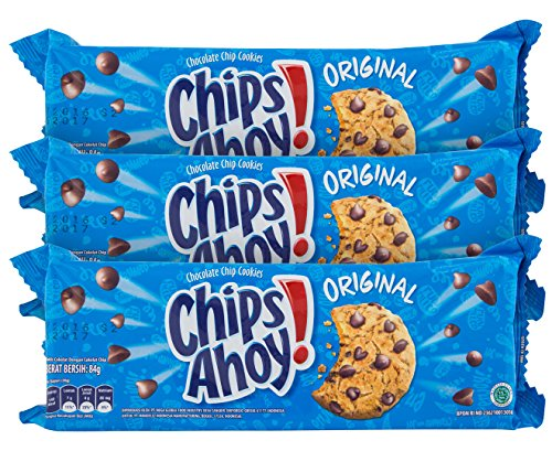 Ahoy Chocolate Chip Cookies, 84g