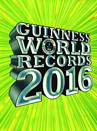 Guinness World Records 2016 por Guinness World Records