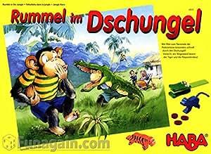 Haba - Tohu-Bohu dans La Jungle