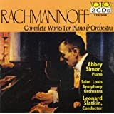 Rachmaninoff: Piano Concertos Nos. 1-4 / Rhapsody On A Theme Of Paganini