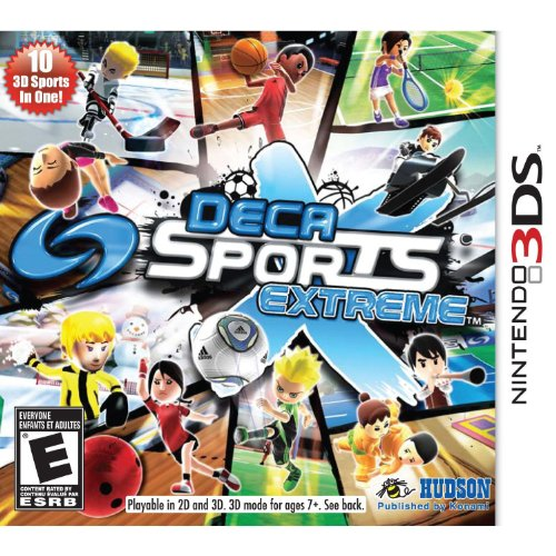 Deca Sports Extreme Nintendo 3DS