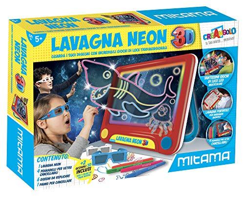 Mitama- Lavagna Magica 3D-Creangolo, 62502