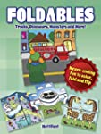Foldables Trucks, Dinosaurs, Monsters...