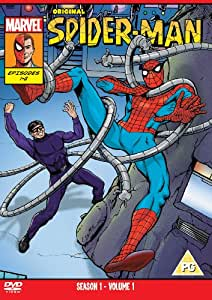 Original Spider-Man - Season 1, Volume 1 [DVD]