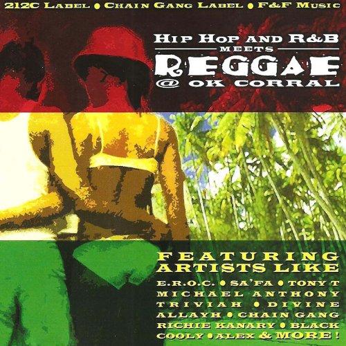 Hip Hop & R&B Meets Reggae @ O...