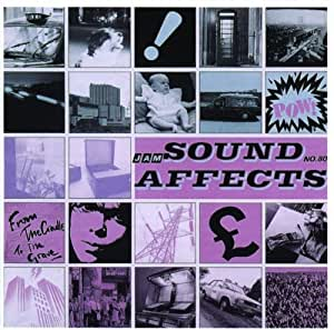 Sound Affects (Japanese-style, mini-vinyl paper sleeve)