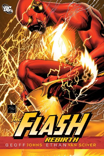 Flash Rebirth TP (Flash (DC Comics Unnumbered)) por Geoff Johns