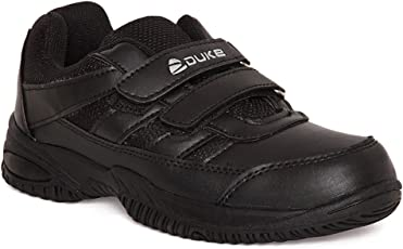 Duke Men's Synthetic School Shoes