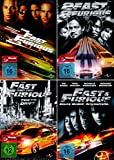 The Fast and the Furious 1 - 4 Collection (4-DVD)