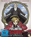 Fullmetal Alchemist - Der Film: Der Eroberer von Shamballa [Blu-ray]