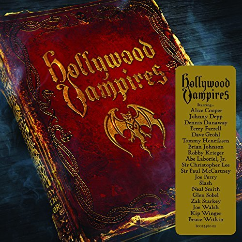 Hollywood Vampires by Hollywood Vampires (2015-10-21)