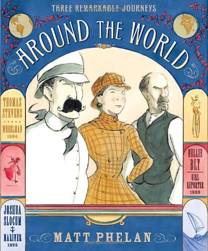 Around the World por Matt Phelan