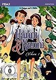 Hanni und Nanni, Vol. 1 / Die ersten 13 Folgen der erfolgreichen Serie nach den Bestsellern von Enid Blyton (Pidax Animation) [2 DVDs]
