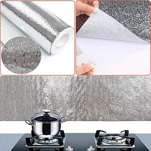 Papel de Aluminio Adhesivos de Pared