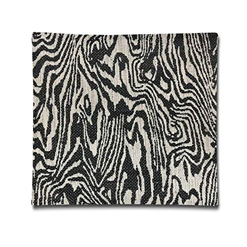pillowcases Abstract Zebra Animal Striped Print Throw Pillow Cases Cushion Covers Decorative Design Square Standard foBeach Home Sofa Couch Bed Ca18 X 18 Inch Zebra Design Cover Case