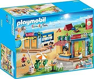 Playmobil 70087Family Fun Gran Camping