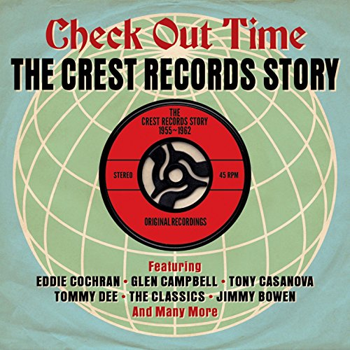 Check out Time: The Crest Reco...
