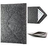 zanasta Tablet Tasche Filz Sleeve Hülle Universal Filztasche für 7-12 Zoll/Samsung Galaxy Tab/Microsoft Surface Pro/Apple iPad Air/Pro + MacBook 12