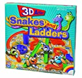 3D Snakes And Ladders by New Entertainment
