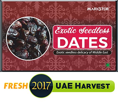 Markstor Exotic Seedless Dates - 500 Grams