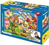 Disney PINOCCHIO - PUZZLE DOUBLE-FACE