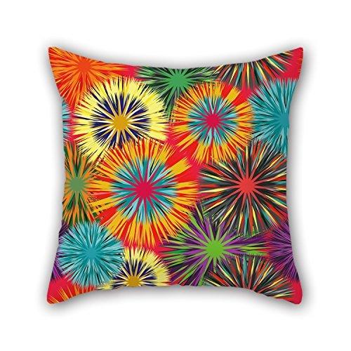 slimmingpiggy Flower Überwurf Kissen 45,7x 45,7cm/45von 45cm beste Wahl für Deck Stuhl Büro Outdoor-Stuhl, Betten Diwan mit Zweimal Seiten