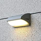 LIYAN minimalistische Wandleuchte Wandleuchte E26/E6239Außen-Wandleuchten wasserdicht Gang Treppe outdoor wall Light Corridor Tür balkon Licht 26 * 11 CM, Weiß