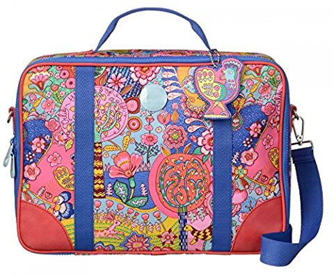 Oilily Garden of Olly S Suitcase Multicolor (Oilily Kindertasche)