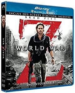 World War Z [Combo Blu-ray + DVD - Version longue inédite]