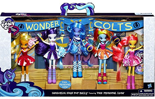 High Little Canterlot Pony My (My Little Pony Equestria Girls Canterlot High Pep Rally Collection by My Little Pony)