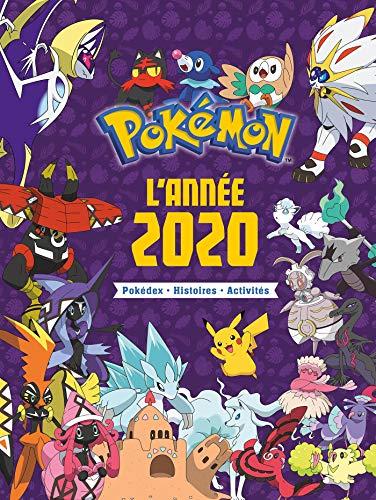 Pokémon - L'année 2020