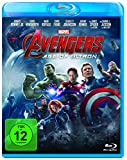 Marvels The Avengers - Age of Ultron [Blu-ray]