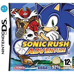 SEGA Sonic Rush Adventure