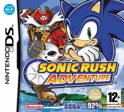 SEGA Sonic Rush Adventure - Juego (Nintendo DS, Plataforma, E12 + (Everyone 12 +))