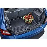Skoda 6V6061160 Gummimatte Kofferraum Schutzmatte Einlage Gepäckraumeinlage Kofferraumeinlag