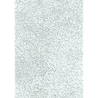 Spirella California White Bath Rug 100% Cotton White 55 cm x 65 cm