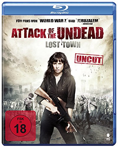 Attack of the Undead - Lost Town [Blu-ray]