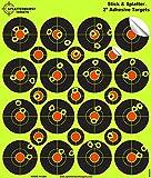 """Best Airsoft Rifles - 25 Pack - (400) 2"""" """"Stick & Splatter"""" Review"""