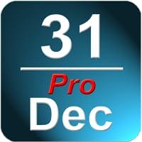 Calendario Barra di Stato Pro