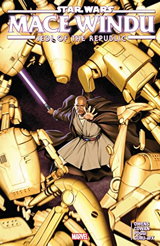 Star Wars: Jedi of the Republic - Mace Windu (Star Wars: Jedi of the Republic - Mace Windu (2017)) (English Edition) por Matt Owens