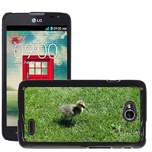 Nur Handy HOT Style Handy PC Hard Case Cover//m00139083Gosling Ente Küken Vogel Baby Young//LG Optimus L70MS323