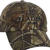 Fladen Pesca Authentic Wear 100% algodón camuflado Visera Gorra de béisbol–excelente Sol protección contra la Intemperie Mientras se Pesca [22-aw1833C]