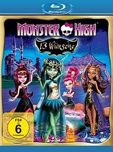 Monster High - 13 Wünsche [Blu-ray]