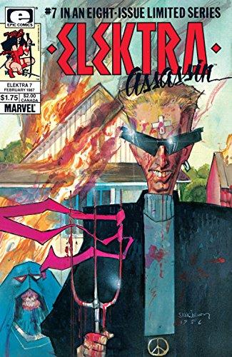 Elektra: Assassin (1986-1987) #7 (of 8) (English Edition)