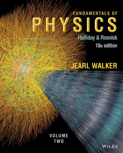 PDF Read Fundamentals Of Physics Volume 2 Chapters 21 44