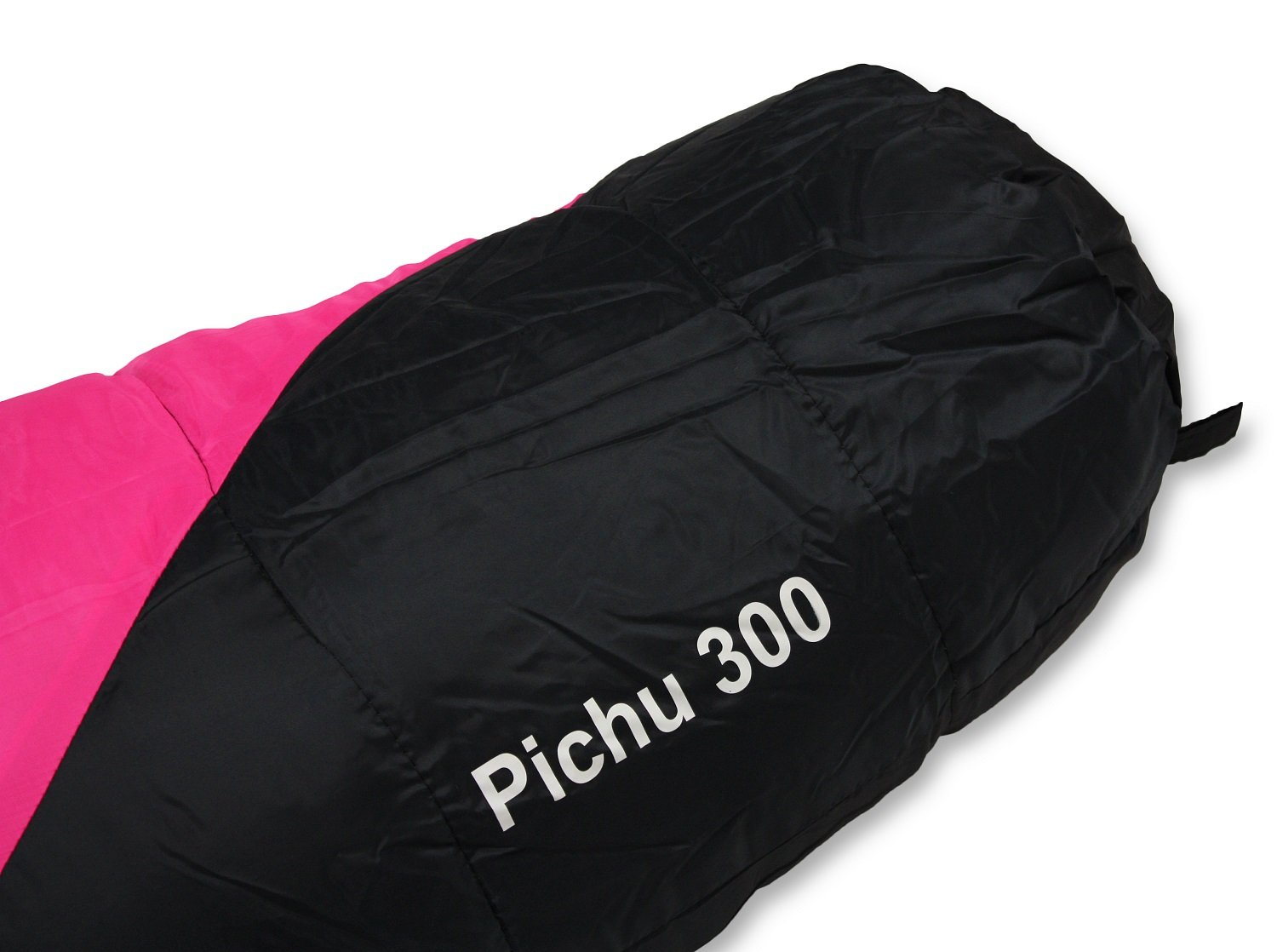Andes Pichu 300 2-3 Season Childrens/Kids Camping Sleeping Bag, 300GSM Filling - Compression Carry Bag Included, Ideal For Camping, Cubs, Scouts, Guides 3