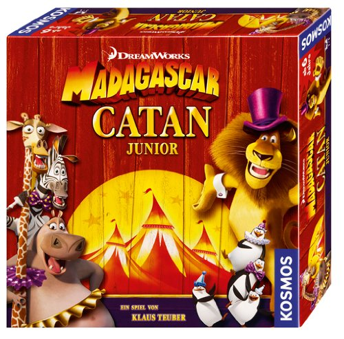 KOSMOS 697402 – Madagascar Catan Junior