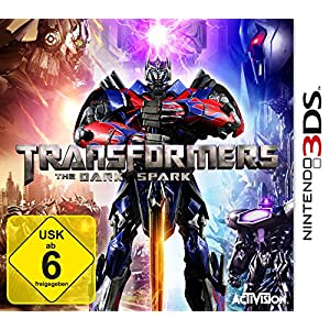 Transformers – The Dark Spark