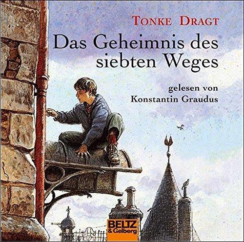 Tonke Dragt: Das Geheimnis des siebten Weges (Hörbuch/5 CDs)